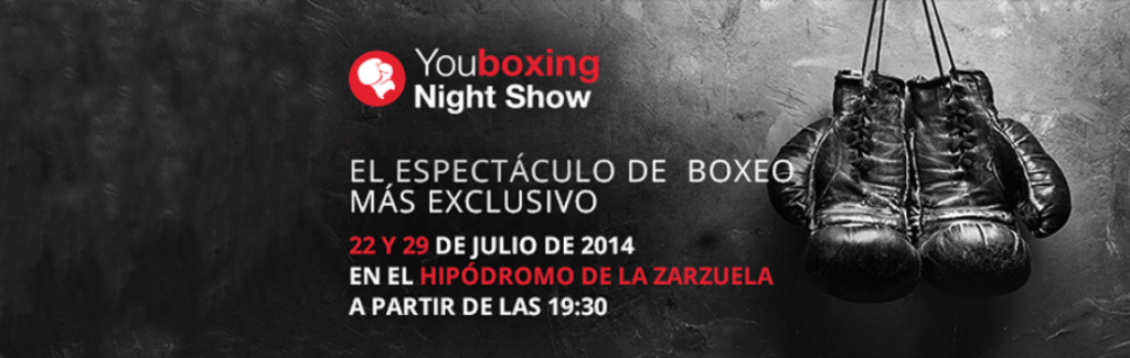 Youboxing night show